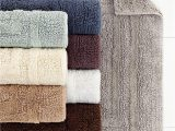Cotton Bathroom Rugs Reversible Pin On Coffee