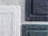 Cotton Bathroom Rugs Reversible Reversible Resort Cotton Bath Rug Frontgate