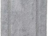 Cotton Non Skid Bath Rugs Qltyfrst Bath Mat Non Skid Cotton 1900 Gsm Size 21×34 Bathroom Rugs Luxurious area Rug Extra Plush Absorbent Grey
