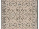 Cream and Sage area Rug Safavieh Brilliance Cream and Sage 4 X 6 area Rug