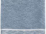 Croscill Bath Rugs Discontinued Croscill Nomad Fingertip towel Blue