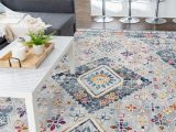 Cute area Rugs for Living Room Multi Color & Tribal Rugs In 2020