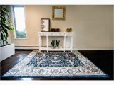 Daisy Fuentes Bathroom Rug Home Dynamix Reaction by Daisy Fuentes Navy Ivory 5 Ft 3