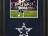 """Dallas Cowboys area Rug 8×10 Dallas Cowboys Deluxe 8"""" X 10"""" Horizontal Graph Frame with Team Logo Walmart"""