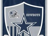 Dallas Cowboys area Rugs Sale Amazon Party Animal Dallas Cowboys Shield Banner