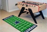 Dallas Cowboys Football Field area Rug Dallas Cowboys 30×72 Runner Rug Interior Rug