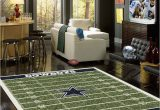 Dallas Cowboys Football Field area Rug Dallas Cowboys area Rug