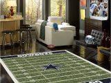 Dallas Cowboys Football Field area Rug Dallas Cowboys area Rug