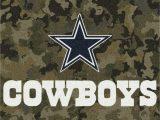 """Dallas Cowboys Football Field area Rug Milliken Dallas Cowboys Milliken 46"""" X 64"""" Camo area Rug"""