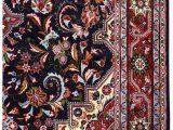 Dark Blue Persian Rug Dark Blue Jozan Persian Rug Persian Carpet for Sale Dr315