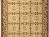 Dark Brown and Gold area Rugs Due Process Aubusson Avignon Gold Dark Brown area Rug