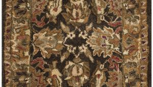 Dark Brown and Gold area Rugs Tingley Handwoven Wool Darkbrown Gold area Rug
