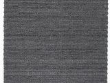 Dark Gray and White area Rug area Rug Camden Charcoal Size Options