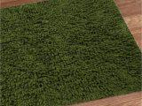 Dark Green Bath Rug Set Buy Maspar Colorart Chenille Fringe Dark Flora Green Bath