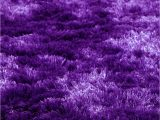 Dark Purple Bath Rugs Quirk Purple Shag Rug From the Shag Rugs Collection at
