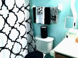 Dark Teal Bathroom Rug Sets Blue and White Bathroom Set – Romanhomedecor
