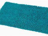 Dark Turquoise Bathroom Rugs Shaggy Loop Bath Rug Turquoise Contemporary Bath Mats