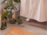 Decorative Bath Rug Sets Crochet Trim Bath Mat