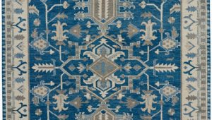 Deep Blue area Rug Capel Inspirit 1094 Deep Blue area Rug
