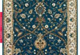 Deep Blue area Rug Home Decorators Collection Anatole Deep Blue 5 Ft X 8 Ft