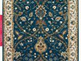 Deep Blue area Rug Home Decorators Collection Anatole Deep Blue 5 Ft X 8 Ft
