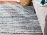 Denim and Jute area Rug Fancy Pants Denim and Jute area Rug Natural Rug Co