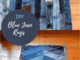 Denim Rugs Blue Jeans How to Make A Blue Jean Rug 12 Unique Ways Pillar Box Blue