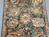Dense Peony Tree Of Life area Rug Nuloom Floral Magen area Rug or Runner