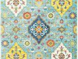 Diamond Scroll Blue Rug Amazon Moretti Refute area Rug 4929l Blue Diamonds