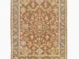 Diva at Home area Rugs 12 X 15 Delave Beige Ivy & Brick Hand Knotted Zealand