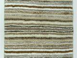 "Dkny Bath Rugs Home Goods Gray Dkny Bath Mat Rug Stripe 17"" X 25"" White Seafoam Green"