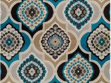 Does Homegoods Have area Rugs Century Home Goods Collection Panal and Diamonds area Rug Blues 8×10 Contemporary Rugs Blue 8×11 area Rug 8×10 Clearance Under 100