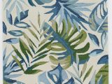 Does Ross Have area Rugs Ross Hand Tufted Ivory Blue area Rug