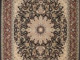 Does Tj Maxx Sell area Rugs Feraghan New City Traditional isfahan Wool Persian area Rug 13 X 16 Black