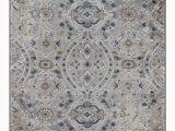 Dorothea Ivory Gray area Rug Breesha High Quality Exclusive Drop Stitch Distressed Look Ultra soft Pile Gray area Rug