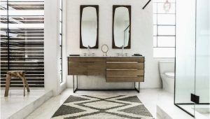 Double Sink Bathroom Rug southwestern Bathroom Rugs with Scandinavian Bathroom and