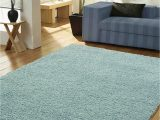 Duck Egg Blue Rug Large Level Duck Egg X Blue Thick Pile Shaggy Rug Value