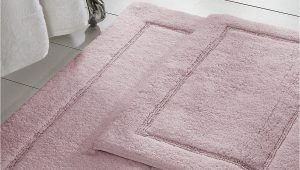 Dusty Rose Bath Rug Modern Threads