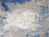 Elara Blue Gray area Rug Antigua Blue Gray area Rug