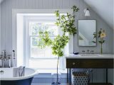 Elle Decor Bathroom Rugs 30 Stunning White Bathrooms How to Use White Tile and