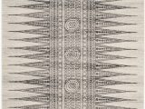 Elson Ivory Gray area Rug Elson southwestern Ivory Gray area Rug