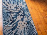 Ethereal area Rug Home Decorators Collection Navy Blue 2 X 6 Ethereal Runner Rug Affiliate Blue
