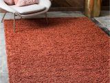 Extra Large area Rugs Amazon Bravich Rugmasters Terracotta orange Extra Extra Rug 5 Cm Thick Shag Pile soft Shaggy area Rugs Modern Carpet Living Room Bedroom Mats 200 X 290