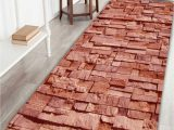 Extra Large Rustic area Rugs Brick Pattern Extra Home Entrance area Rug
