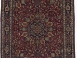 Extra Large Square area Rugs Classic Handmade 9 6×12 5 Vintage Rojo Alfombra Alfombra