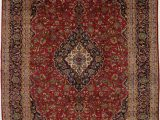 Extra Large Square area Rugs Details About Extra Vintage 10×14 Traditional Kashaan oriental area Rug Handmade Carpet