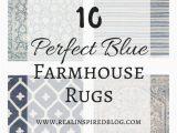 Farmhouse Style area Rugs 8×10 10 Perfect Blue Farmhouse Rugs