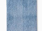 Fieldcrest Bath Rug Sets Fieldcrest Plush Chicory Blue Luxury Bath Rug Skid Resist Throw Mat 24×38 Walmart Com