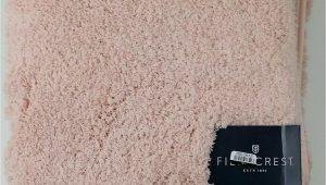Fieldcrest Spa Collection Bath Rugs Fieldcrest 22 In X 60 In solid Bath Runner Spa Peach