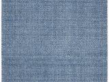 Flat Weave Blue Rug Amalie Handwoven Flatweave Wool Blue area Rug